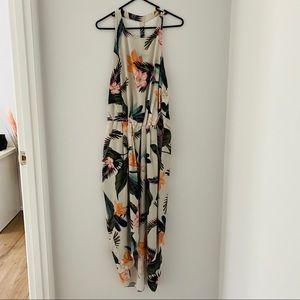 Sheike floral dress size 14